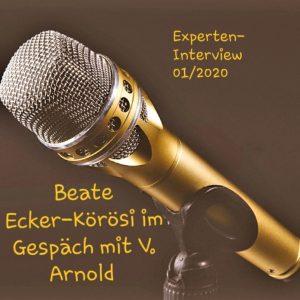 experten interview paaren den Weg