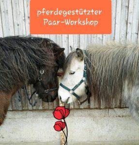 pferdeststützter Paar workshop