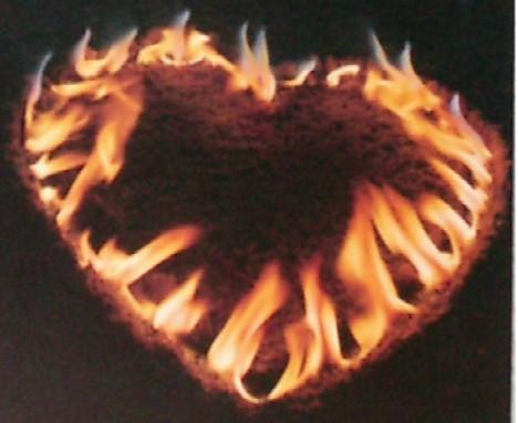 Brennedes Herz